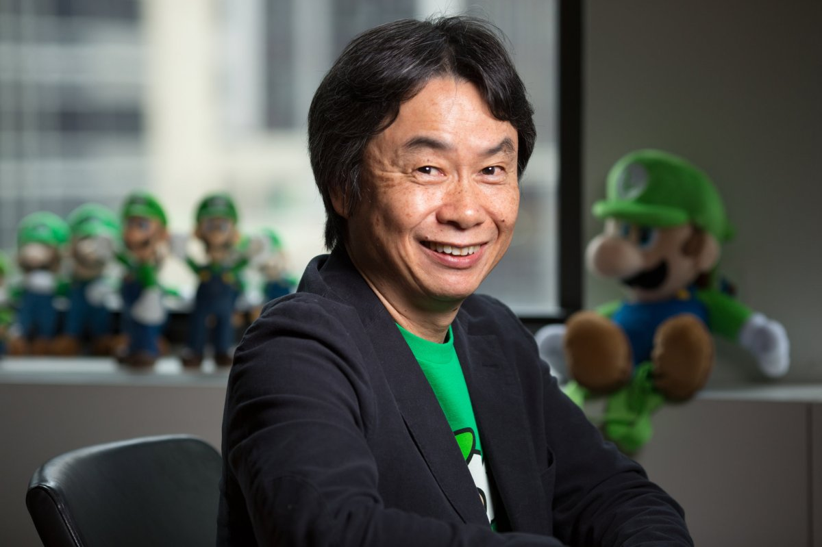 Wall Street Journal: Shigeru Miyamoto Tipped To LeadNintendo