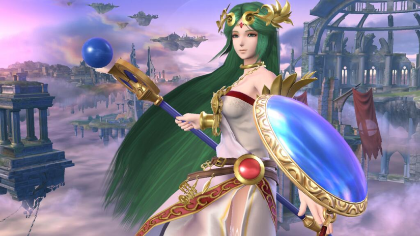 Palutena Amiibo Is Amazon Exclusive