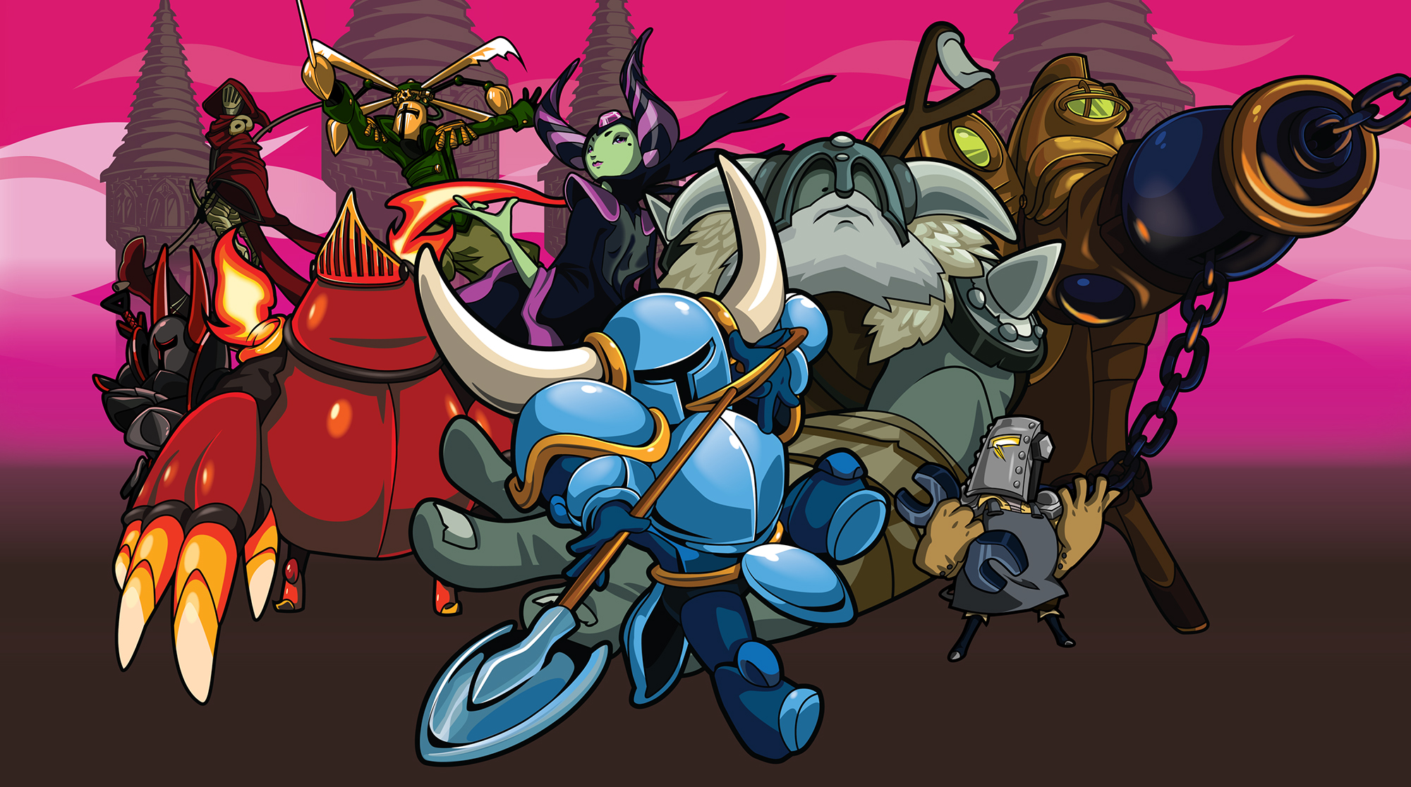 Shovel Knight Nintendo Switch Update Now Outputs 1080p When Docked