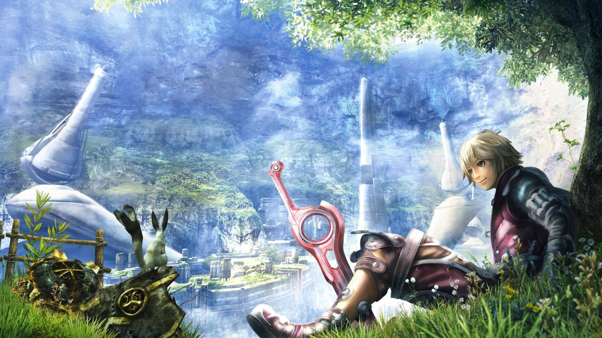 Xenoblade Developer Retweets Smash Bros Character Reveal Announcement, Shulk On The Way?