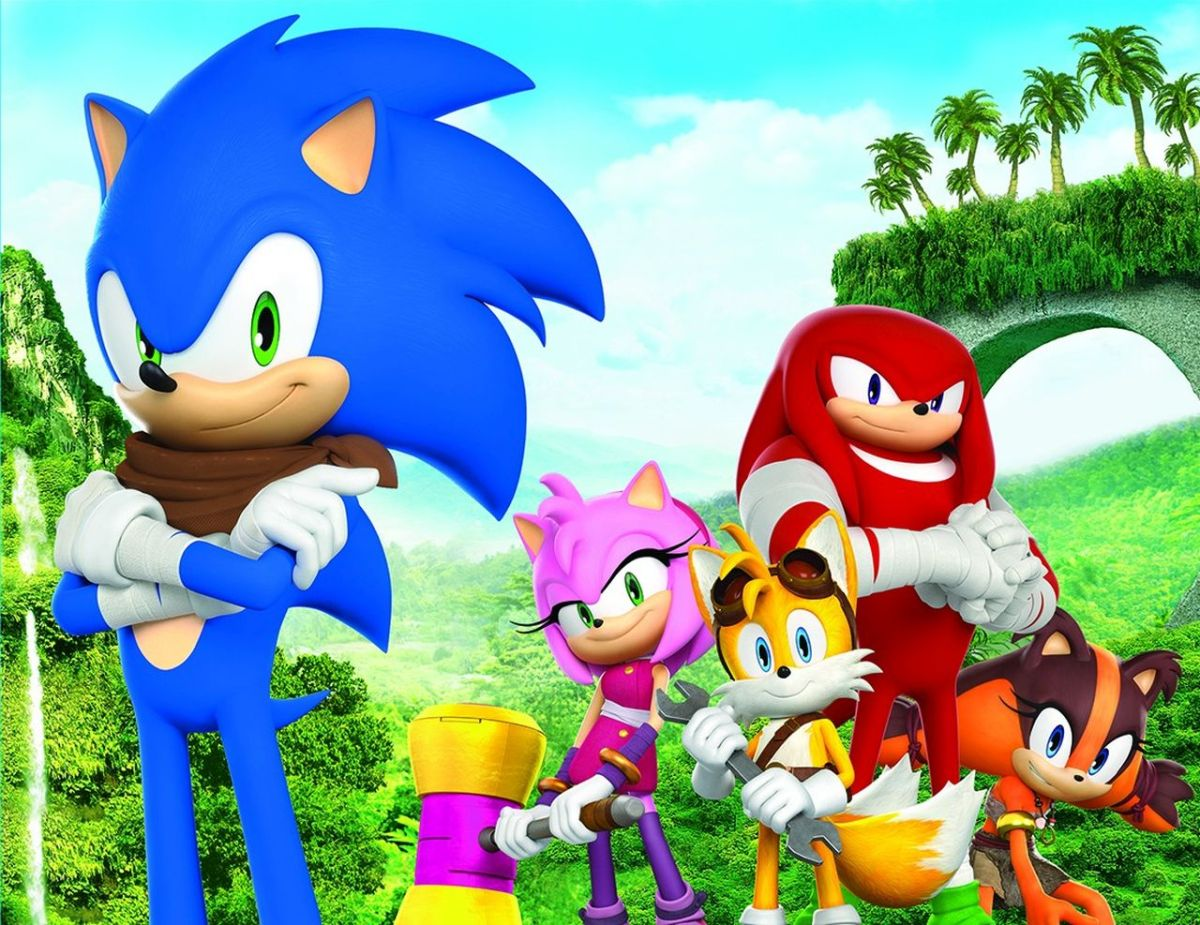 Sonic Boom 3DS Shadow Trailer Leaked From PAX
