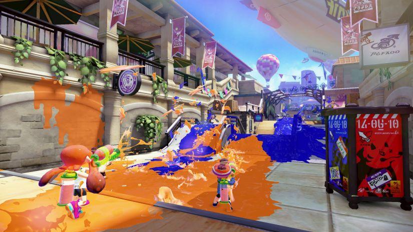 Nintendo Releases A New Update ForSplatoon