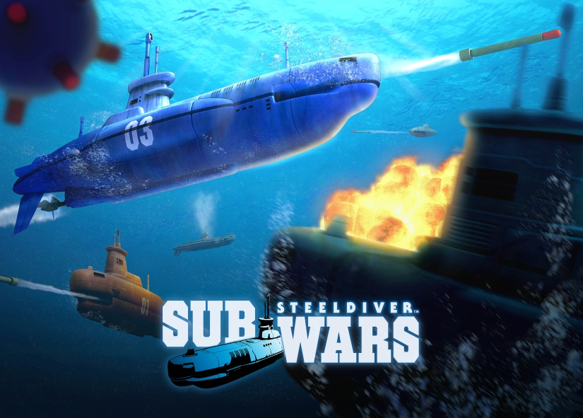 Steel Diver: Sub Wars Version 4.0 Available, Removes Play Coin Requirement For OnlineBattles