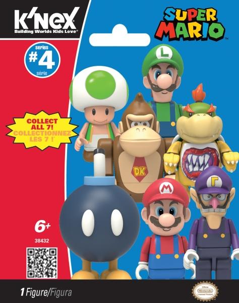 414021 38221 PKG01 Nintendo Super Mario Mystery Series 3 polybag