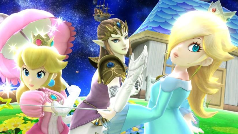 Super Smash Bros Wii U Bundle Is Exclusive To EBGames InCanada