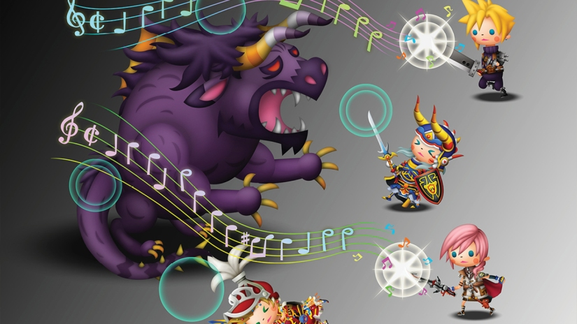 Theatrhythm Final Fantasy Curtain Call DLC Now Confirmed For The West