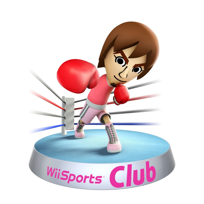 Wii Sports Club For Wii U Coming To North American Retail Stores On July 25th