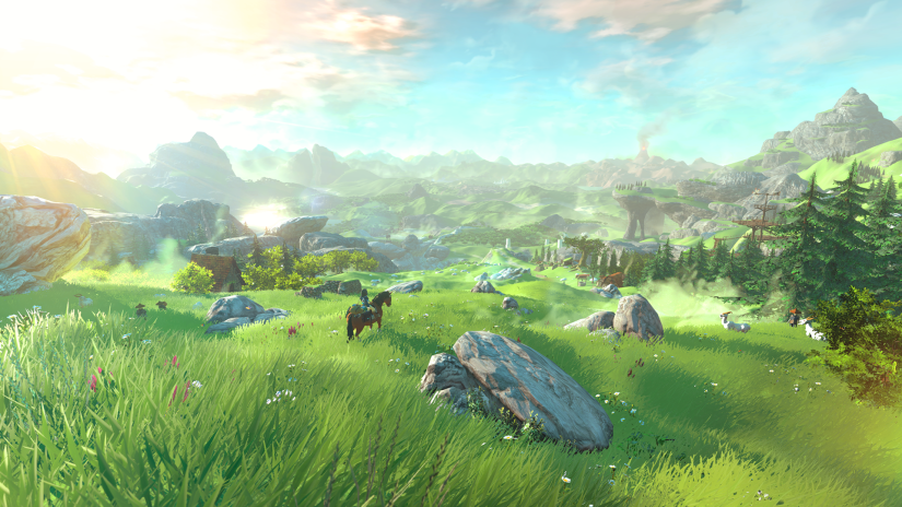 Zelda Wii U, Star Fox Wii U, And Xenoblade Chronicles X, Still On Track For 2015 Release In US