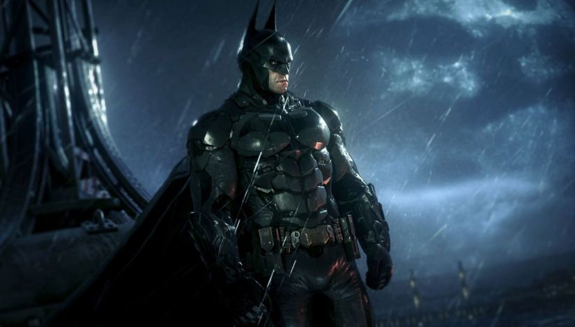 That Possible Assassin's Creed Comet Reveal Was Actually For Batman Arkham KnightDLC