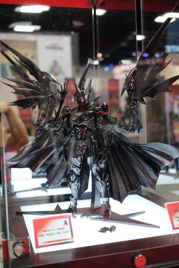 Kingdom Hearts Boss Tetsuya Nomura Decides To RedesignBatman
