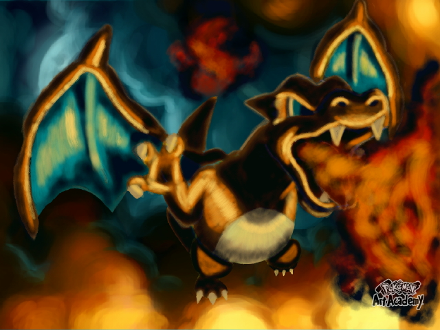 charizard_pokemon_art_academy