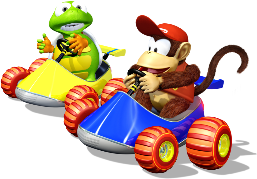 Rumour: Diddy Kong Racing 2 Is Apparently Being Developed For The NX?
