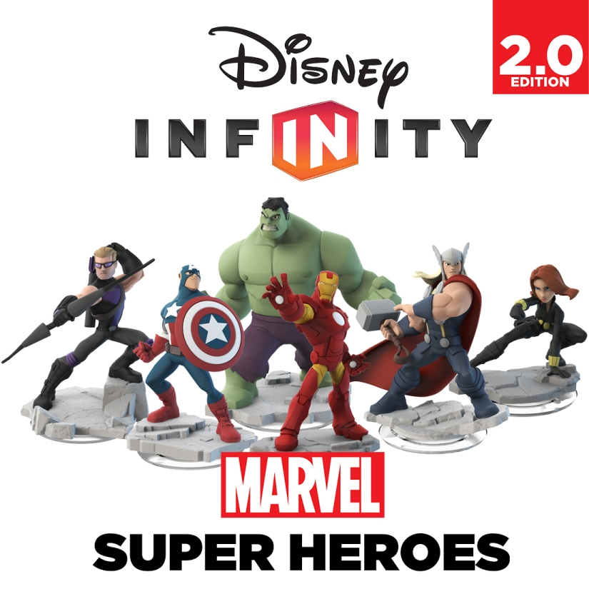 Here's The Villains Trailer For Disney Infinity: Marvel Super Heroes On Wii U