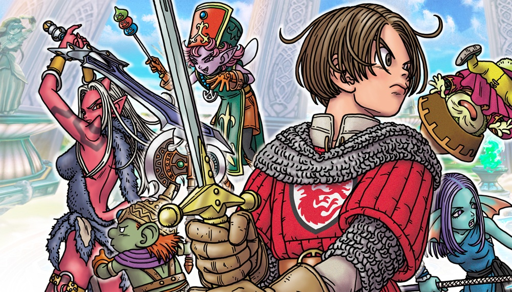 Square Enix Momentarily Halts Dragon Quest X 3DS Shipments Due To Server Overload
