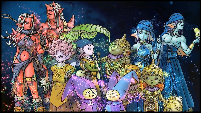 Dragon Quest's 30th Anniversary Plans Teased By Game's Creator