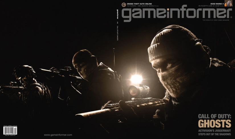 Game Informer August Cover Will Be RevealedTomorrow