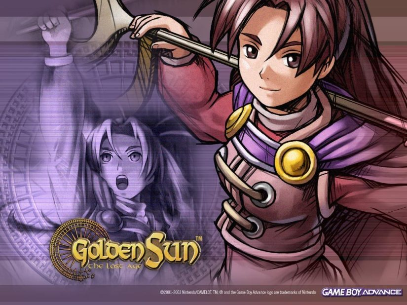 Golden Sun The Lost Age Is Coming To European WII U Virtual Console This Week