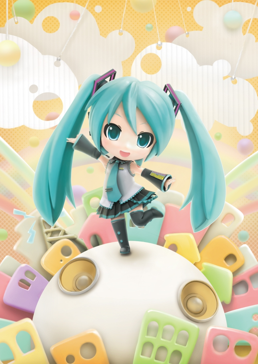 Hatsune Miku: Project Mirai DX For 3DS Arrives This May In North America & Europe
