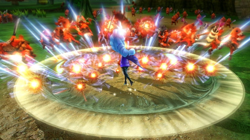 Nintendo Details Hyrule Warriors Version 1.5.0