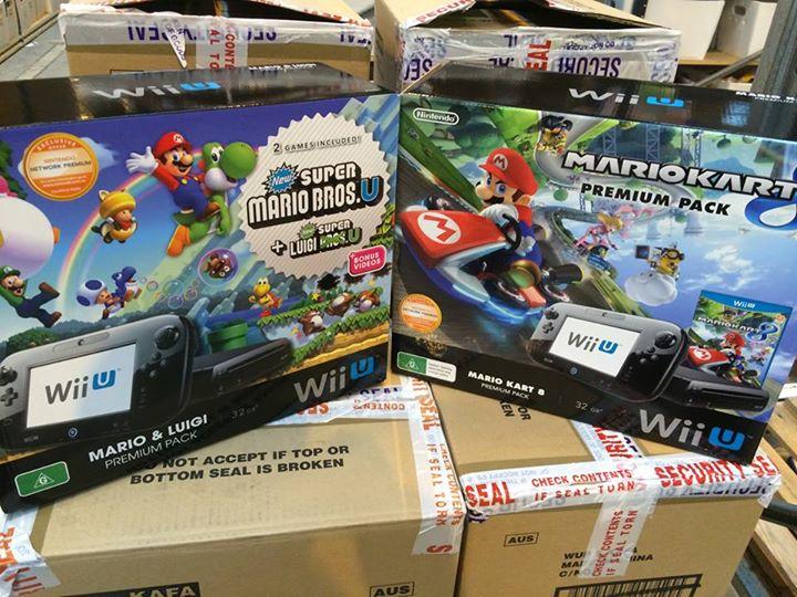 One retailer in new zealand claims wii u mario kart bundle outselling xbox one my nintendo news - Mario kart 8 console bundle ...