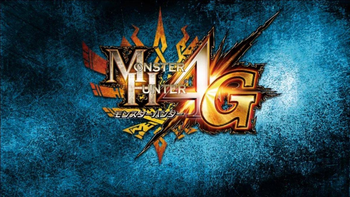 Monster Hunter 4G Dated For Japan, NewTrailer