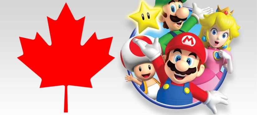 Nintendo Of Canada Officially JoinsTwitter
