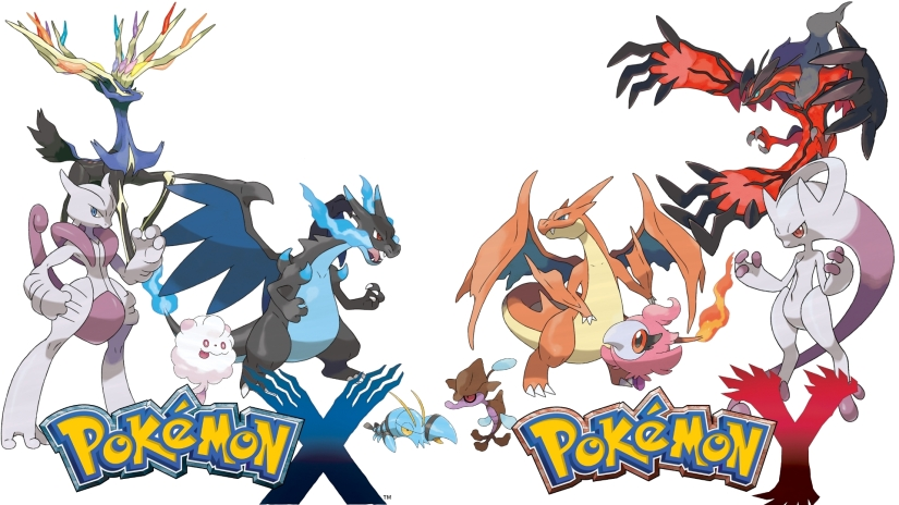 Pokemon X & Y Version 1.3 Update Available To DownloadNow