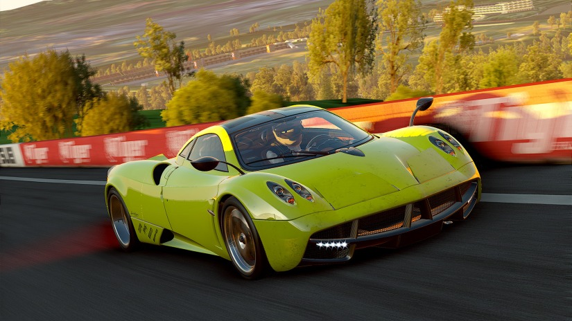Check Out The Halloween Themed Trailer For ProjectCars