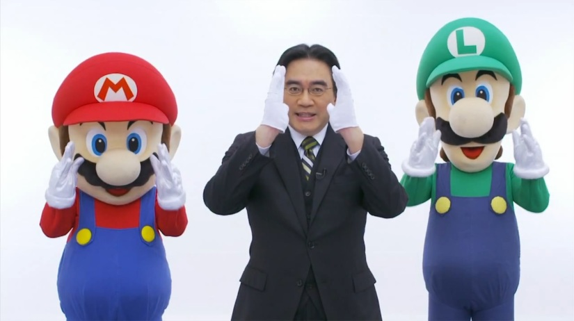 Satoru Iwata's Approval Rating Rises To 80.64%, 3.38% More Than LastYear