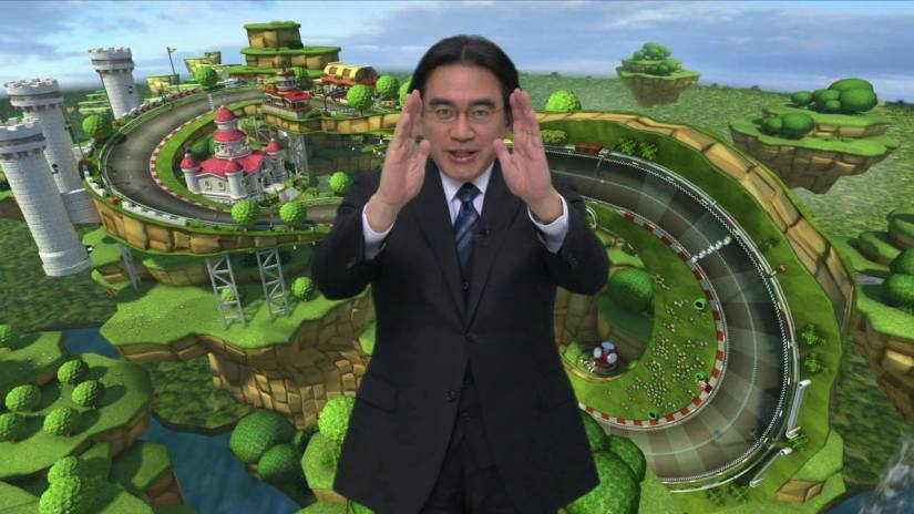 Nintendo Spokesperson Says Iwata Is 'Recovering Steadily'
