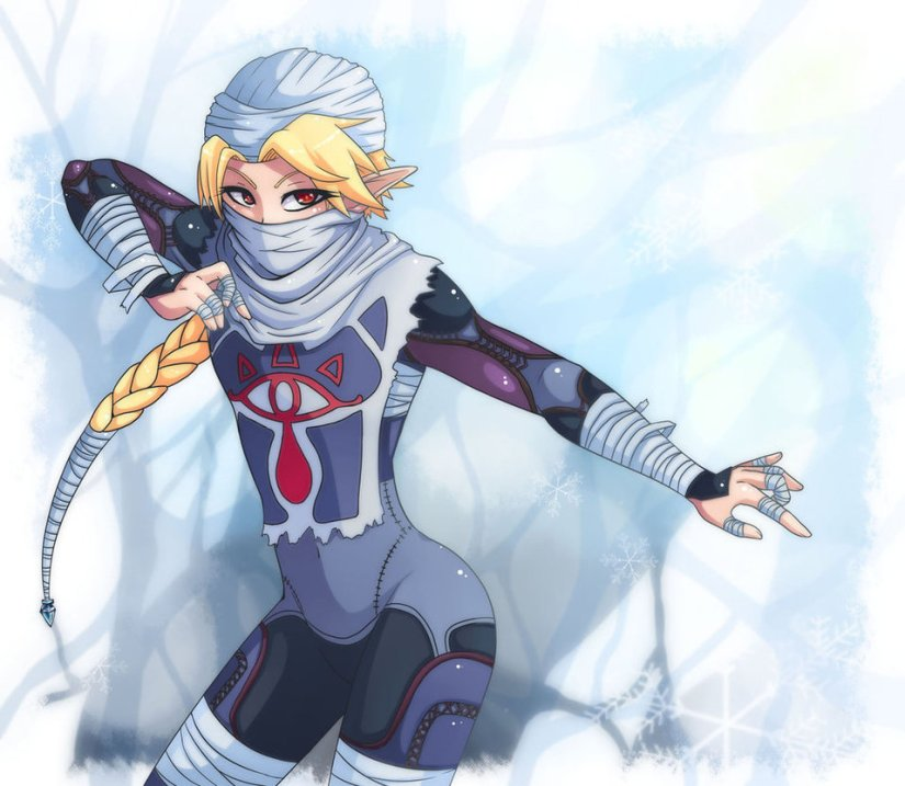 Sheik, Darunia And Princess Ruto Will Be Playable In Hyrule Warriors