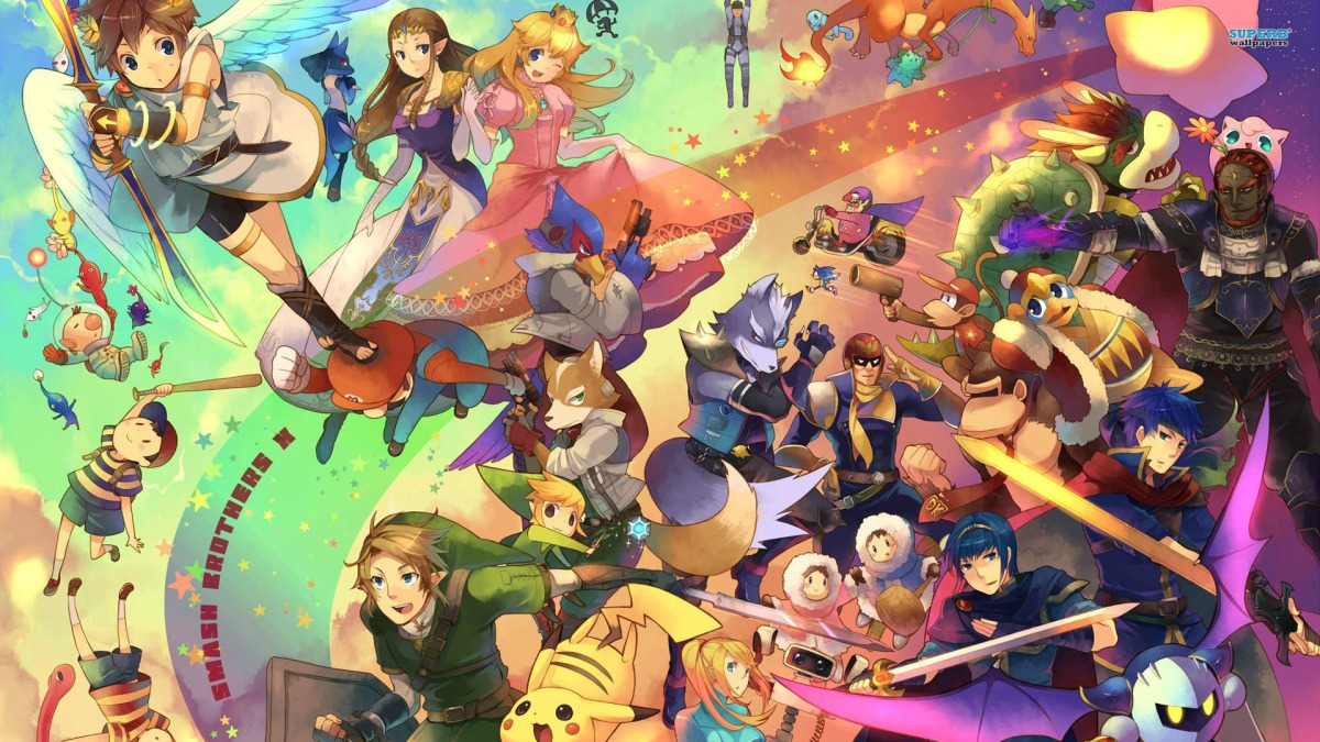 Smash Bros 3DS Tournament Coming To San Diego Comic-Con, Will Be Streamed On Twitch