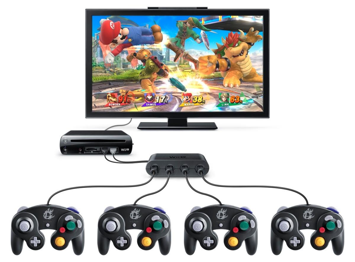 HMV In London Says Smash Bros Wii U Will Be Coming November 28th