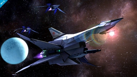 Sakuari Reveals Star Fox Stage From Star Fox: Assault In Smash Bros Wii U