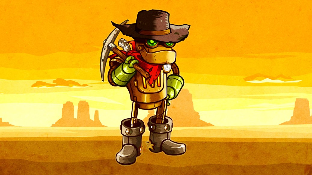 SteamWorld_Dig_Artwork_1