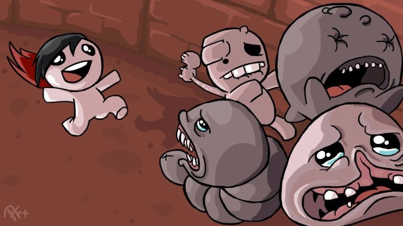 More Binding Of Isaac: Rebirth Nintendo 3DS Teasing Continues