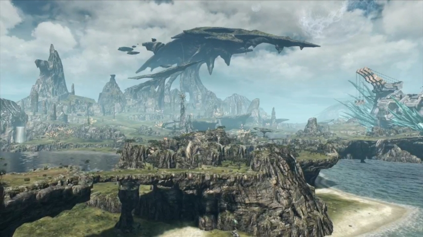 New Details Revealed For Xenoblade Chronicles X In Latest FamitsuIssue