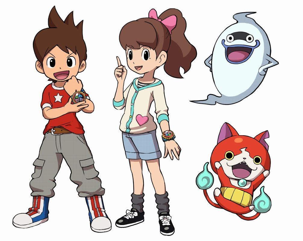 yokai_watch_2_cast