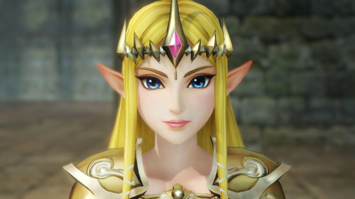 Zelda fights with the wind waker in new hyrule warriors - La princesse zelda ...