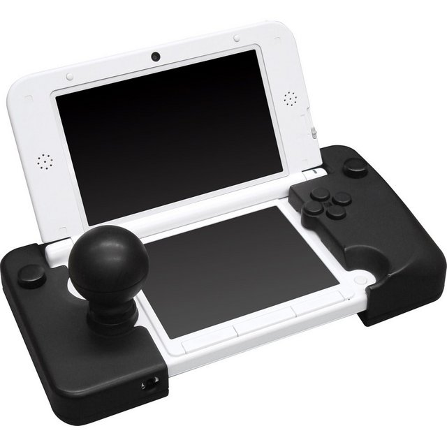 Cyber Gadget Selling Arcade Stick For Nintendo 3DS XL, Targets Smash Bros Fans | My ...