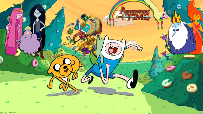 New Adventure Time Game Gets A Release Date And Trailer