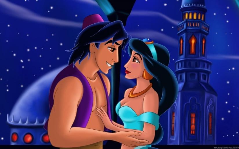 Here's The Aladdin & Jasmine Trailer For Disney Infinity2.0