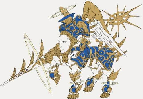 bayonetta-2-centaur-angel