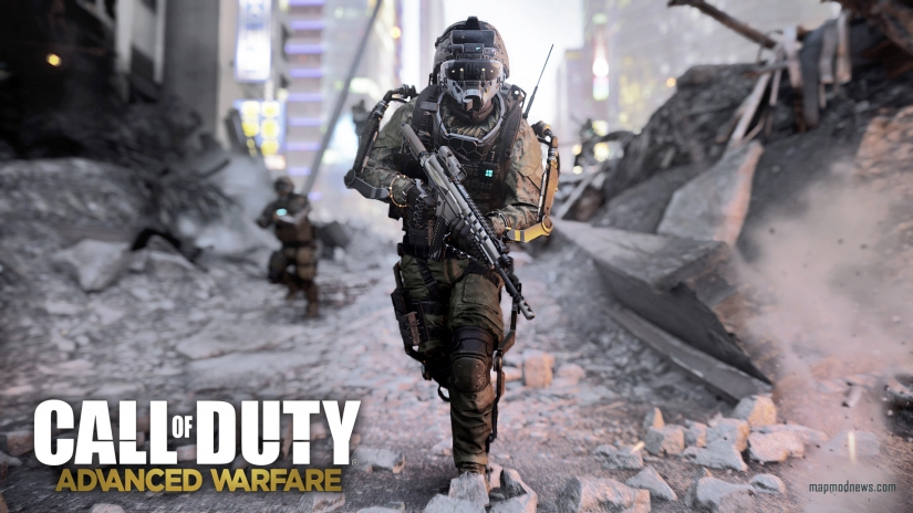 Here's The Call Of Duty: Advanced Warfare Multiplayer Trailer, Wii U Version Not Confirmed
