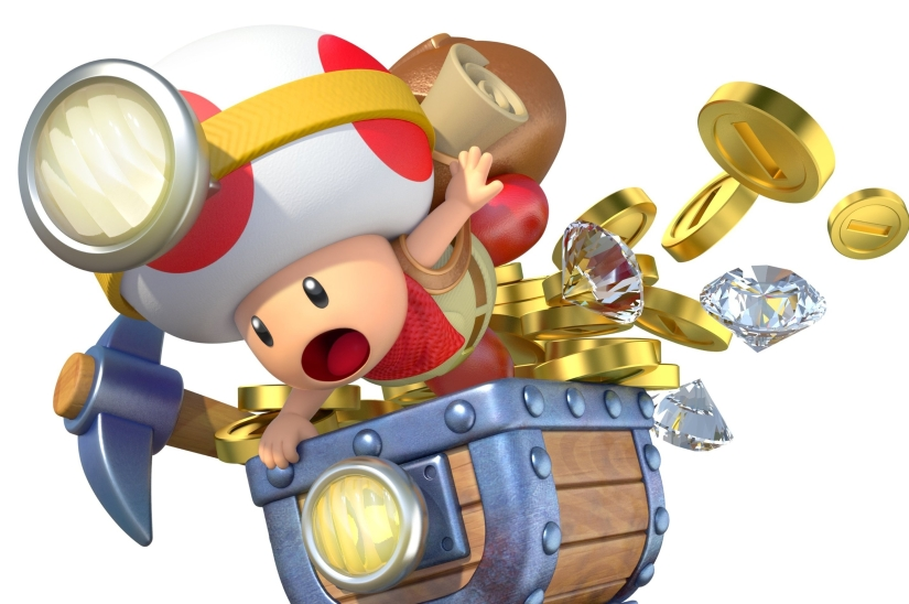 There's A Demo Of Captain Toad At BestBuy
