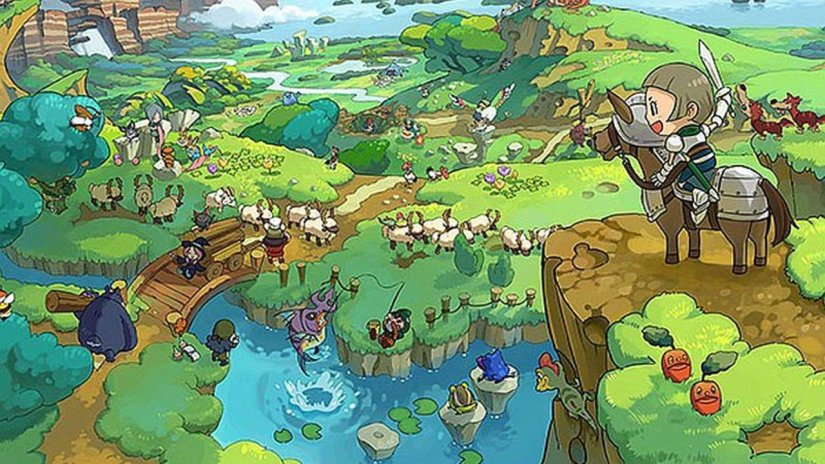 Fantasy Life Origin Island DLC Announced Coming At Launch On Nintendo 3DS