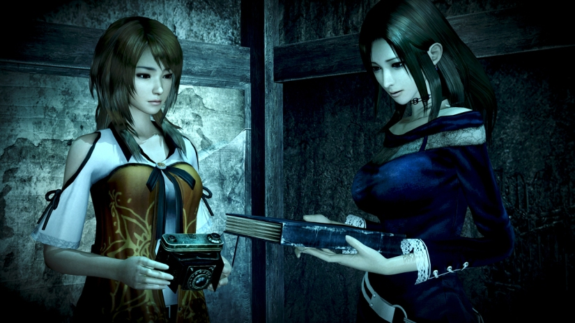 Here's 30 Minutes Of Footage From Fatal Frame On Wii U