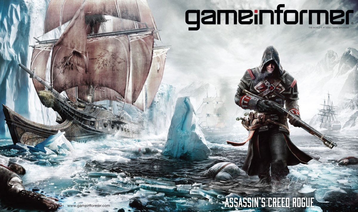 Ubisoft Confirms Assassin's Creed Rogue Won't Be Coming To WiiU