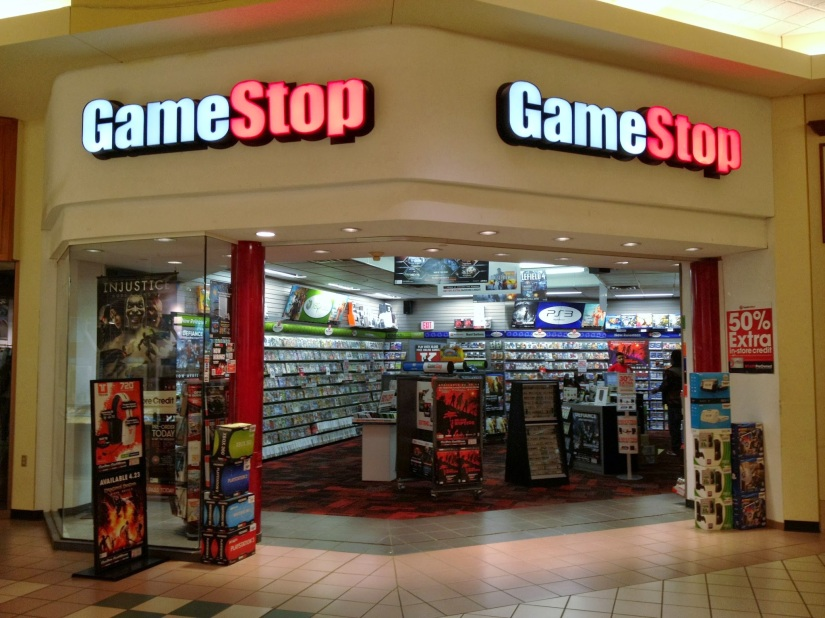 GameStop Says Digital Downloads Only Make Up 5% of AAA Game Sales