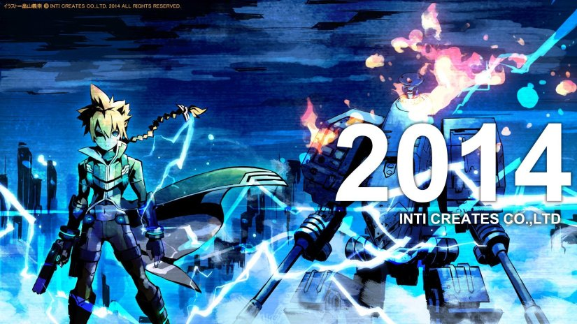 Gunvolt For Nintendo 3DS eShop North American Release Date And Pricing Announced